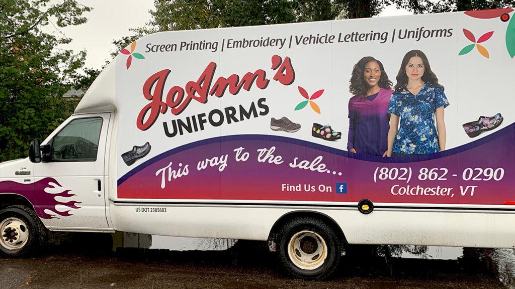 Joanns Uniforms & Embroidery Works