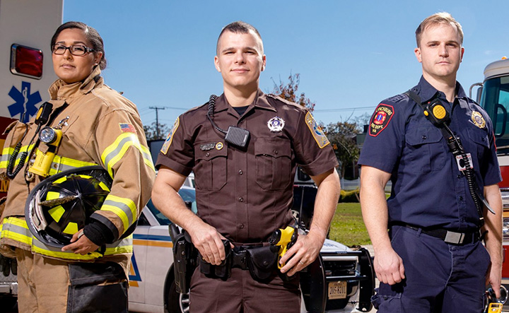 First Responder Uniforms